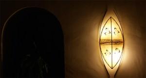 Lámpara y Arco